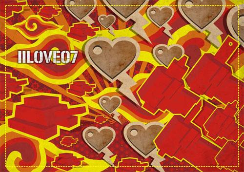 II LOVE #7