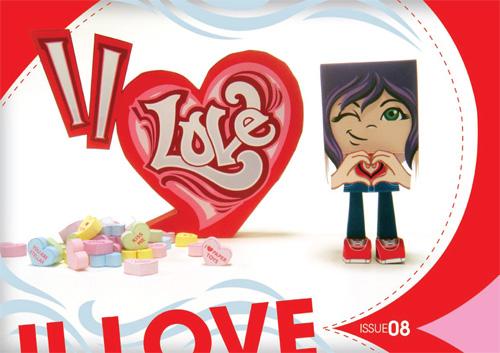 II LOVE #8