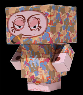 Luntee Bluntee for Cubeecraft, '11