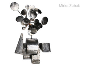 #12 custom by Mirko Zubak, (inox)