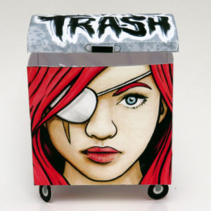 #23 Make trash by ABZ
